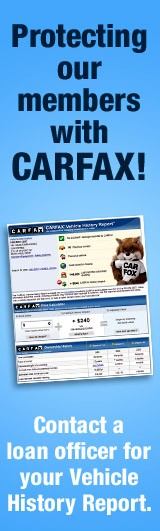 Protecting our members with CARFAX!